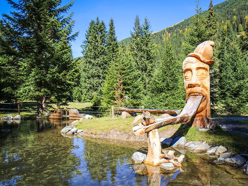 Skulpturenpark Radurschl Pfunds